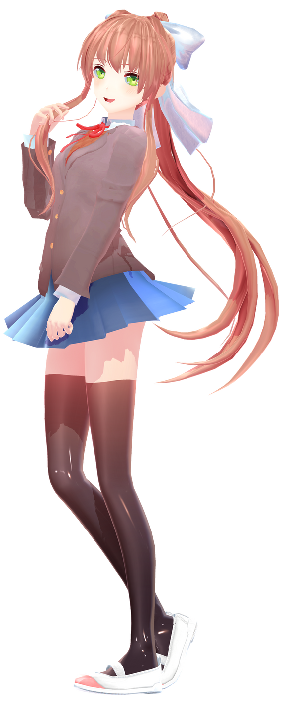 Download Wallpaper Name Monika - ___here_s_monika_s_writing_tip_of_the_day______by_crystallyna-dbuzanp  2018_188423.png