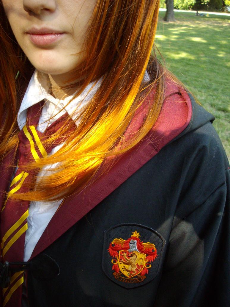 Gryffindor by Elena-Luna