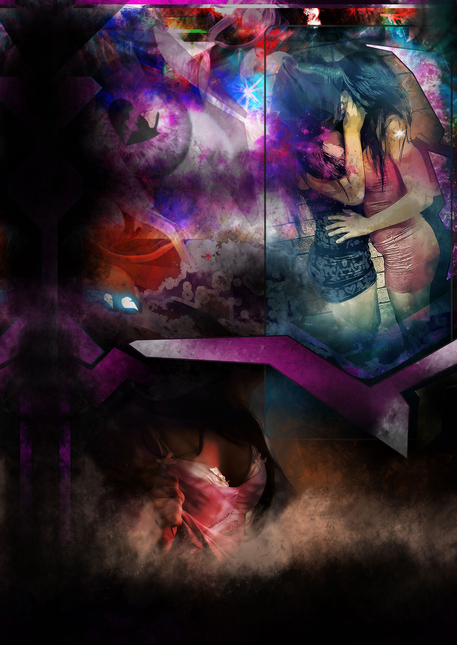 DeviantArt: More Like Party flyer background template free ...