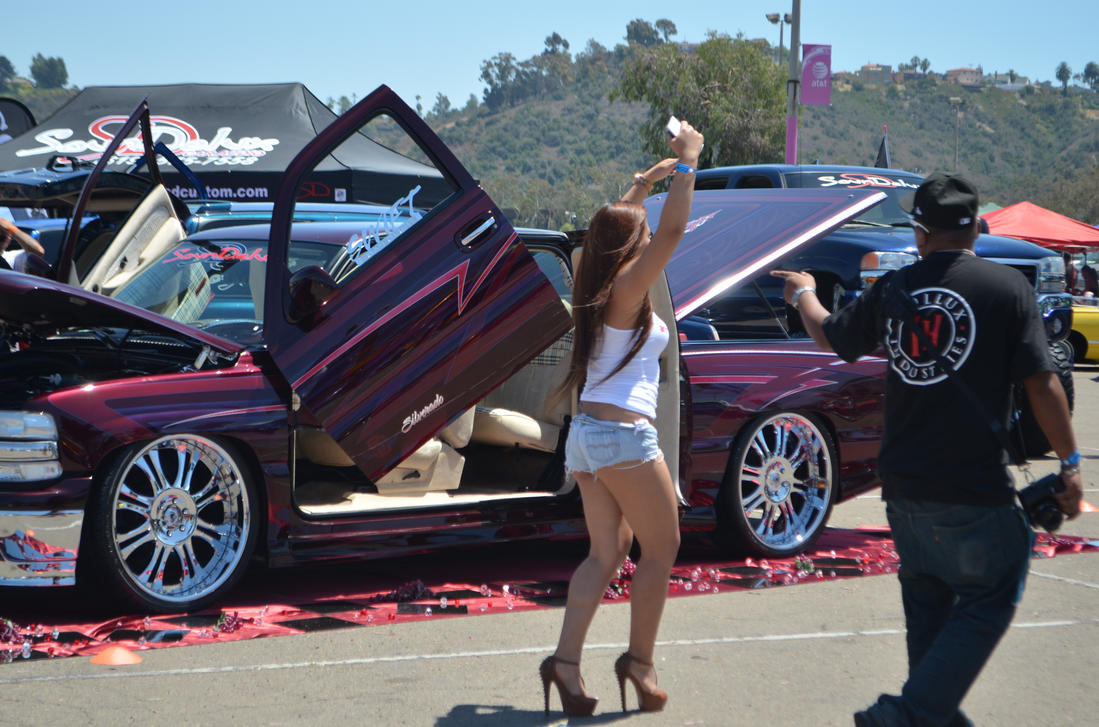HOES AT The Extreme Import Car Show Sd By OgJimrock On DeviantArt - Import car shows near me