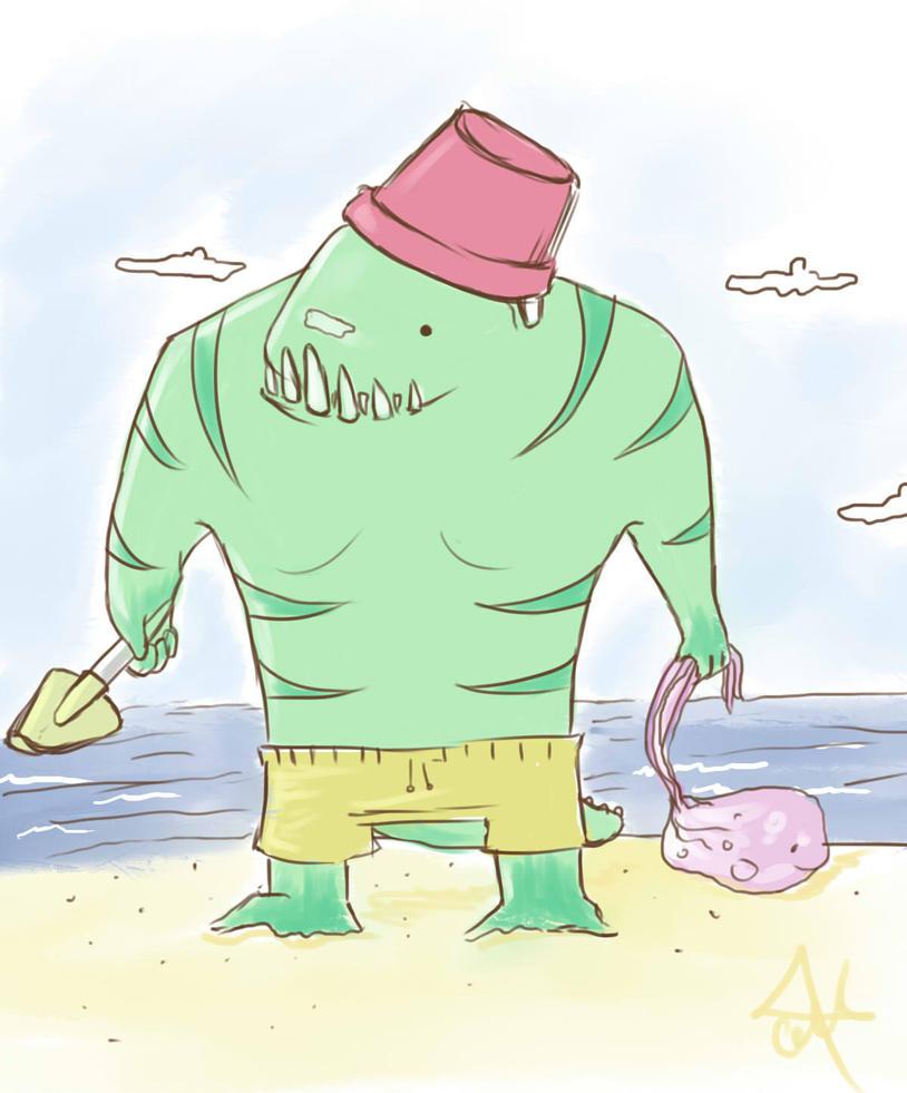 Summertide by cartoonmaniack