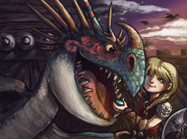 How to train your dragon- dicover your duo contest