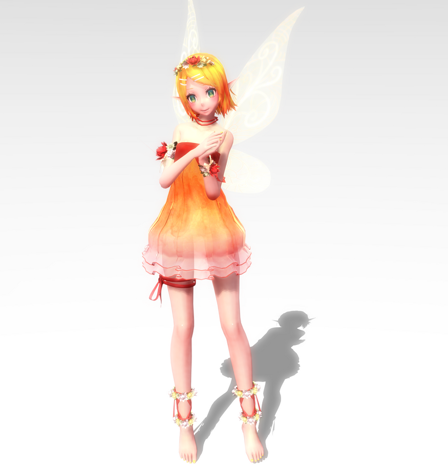 TDA Fairy Rin DL by Skary66