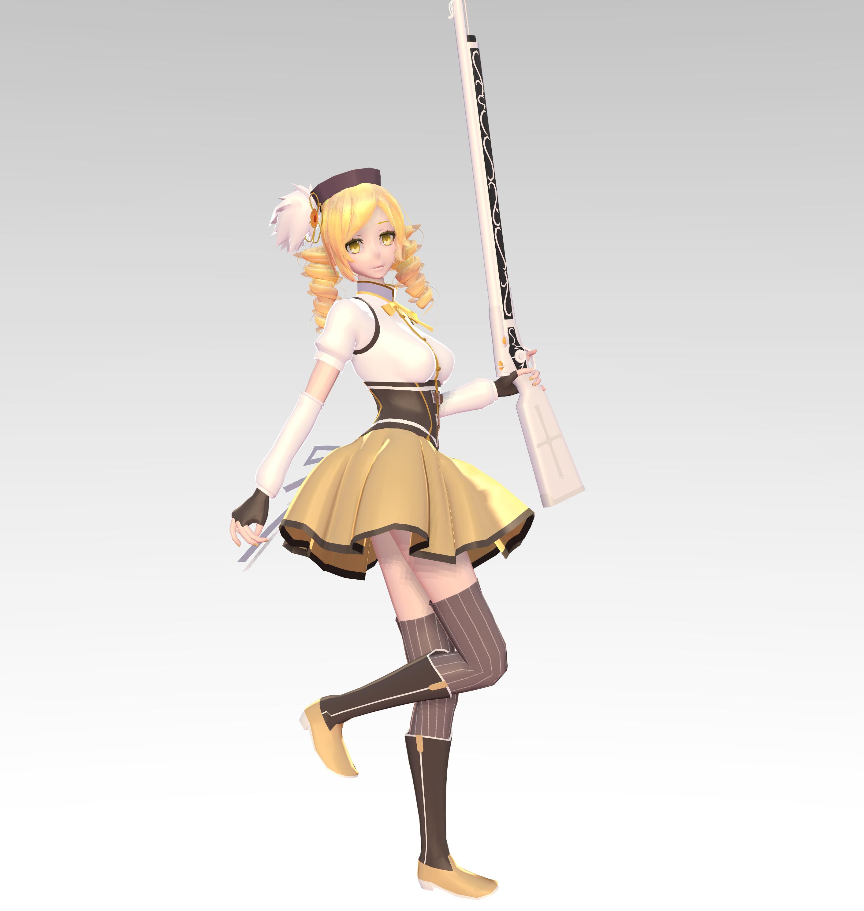[MMD] HIT - Kiki Outfit 03 by arisumatio on DeviantArt