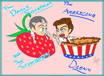 The Daily Sherbert and the Americone Dream by SanagiCgB