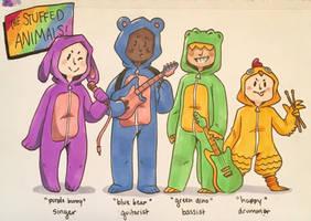 The Stuffed Animals