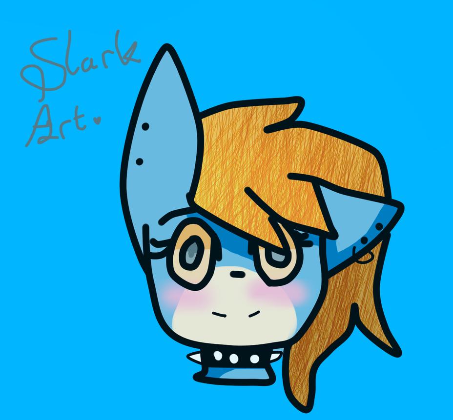 SlarkArt - Art - AriiArtz by AriElPra