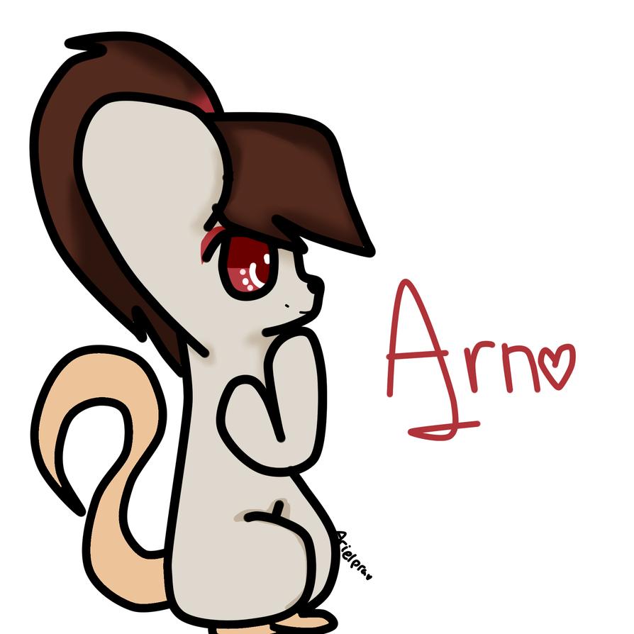 Arn - TFH - AriiArtz by AriElPra