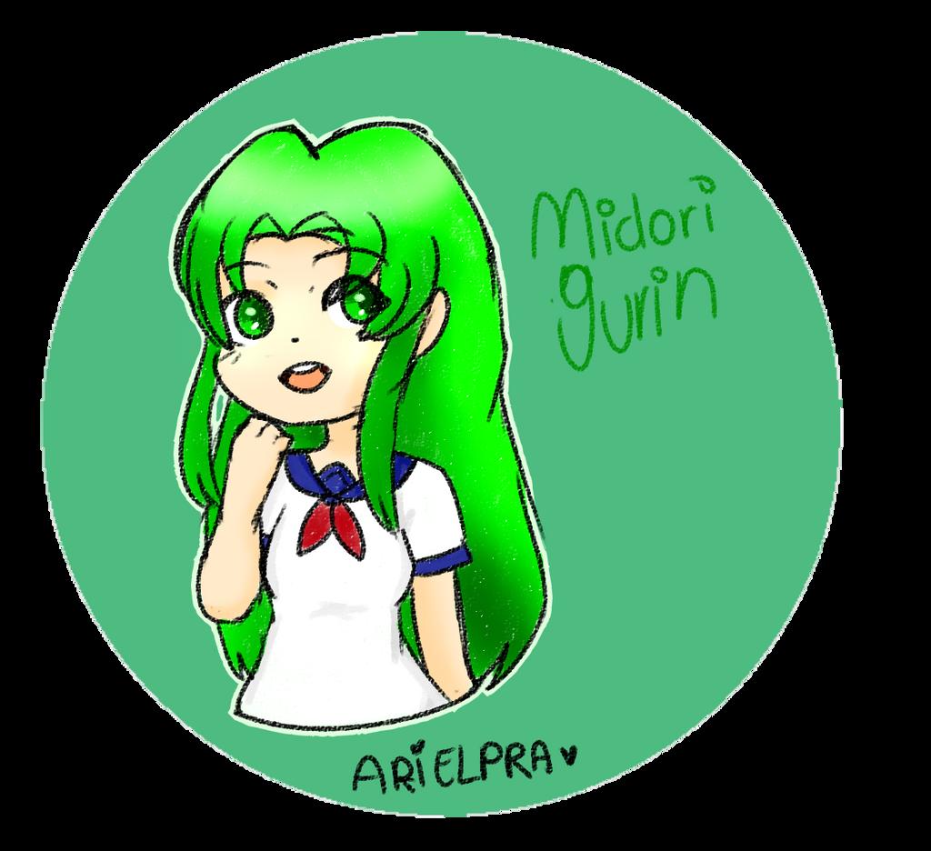 Midori Gurin by AriElPra