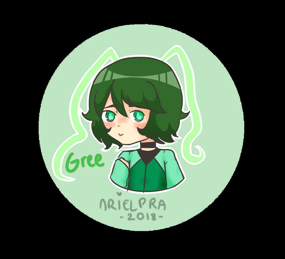 Gree by AriElPra