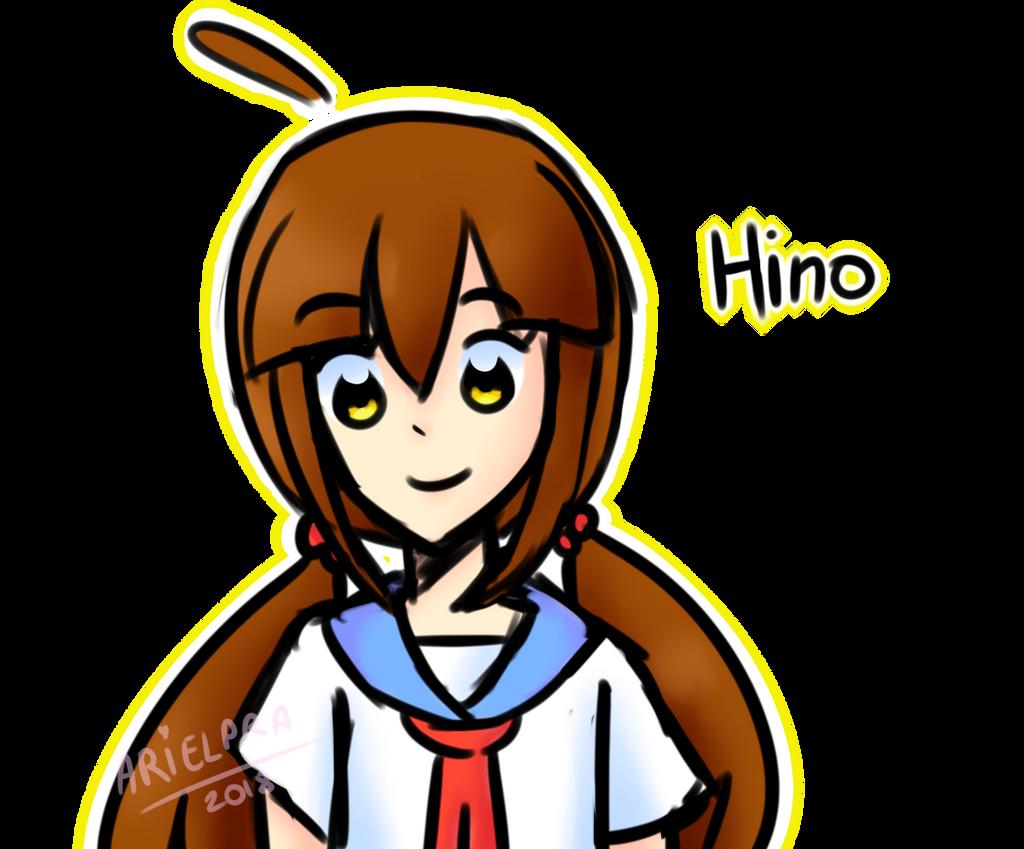 Hino by AriElPra