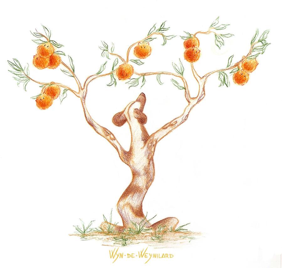 A Strange Tree... by Wyn-de-Weynilard