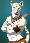 Sejmet anthro form