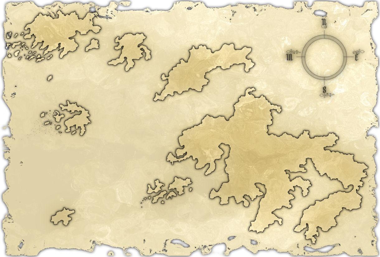 Fantasy Map Template Blank Fantasy Map by Ragir