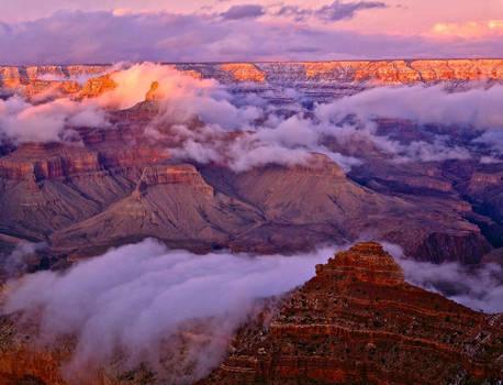 Mather Point, South Rim, Grand Canyon