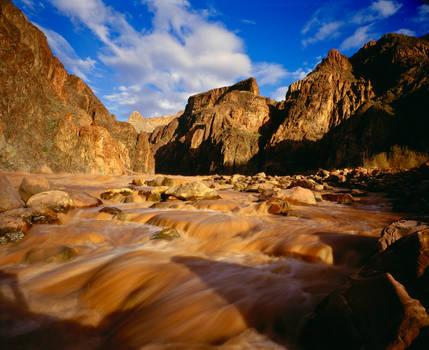 Grand Canyon, Granite Rapid, Colorado River