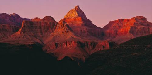 Grand Canyon, Vishnu Temple, Tonto Trail