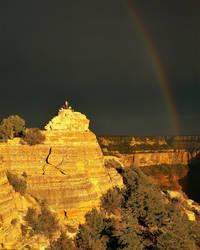 Bright Angel Pt NRim Arizona