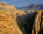 Early Morning, Plateau Pt., Grand Canyon, Arizona