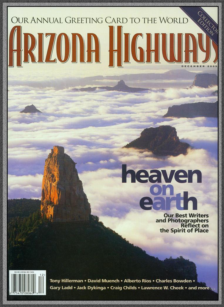 Arizona Highways Cover Photo by StarTyger