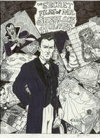 The Secret Files of Sherlock by TheContemplativeMonk
