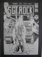 Sgt. Rock Christmas by TheContemplativeMonk