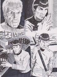 a study in Spocks