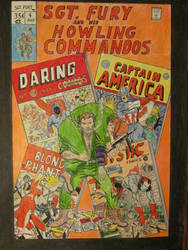Sgt Fury and His Howling Commandos