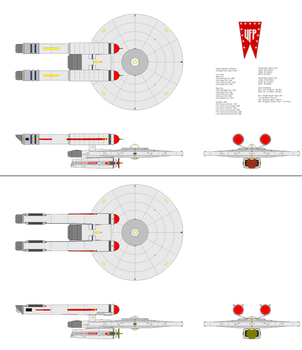 Astrologer-Class Light Cruiser by etccommand