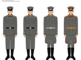 DDR M56 Parade Uniforms - EGUP by etccommand