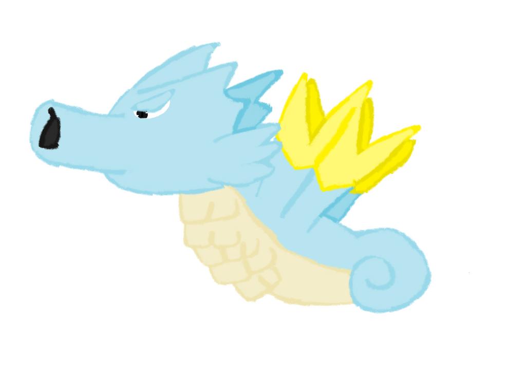 Pokemon 117 Seadra 678891798