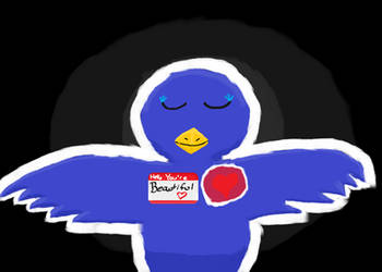 Gift Art to DestinyBlue by Absbor-K