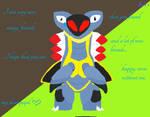 Pokemon - 348 Armaldo