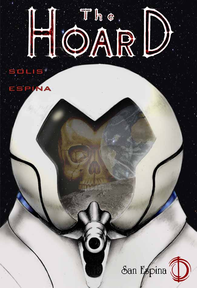 hoard2 by santiagocomics