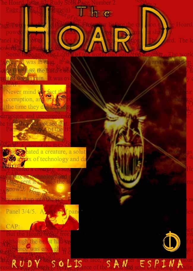 hoard4 by santiagocomics