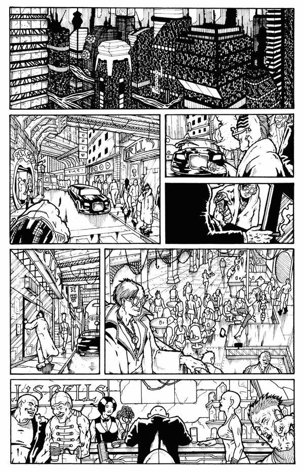page o ink by santiagocomics