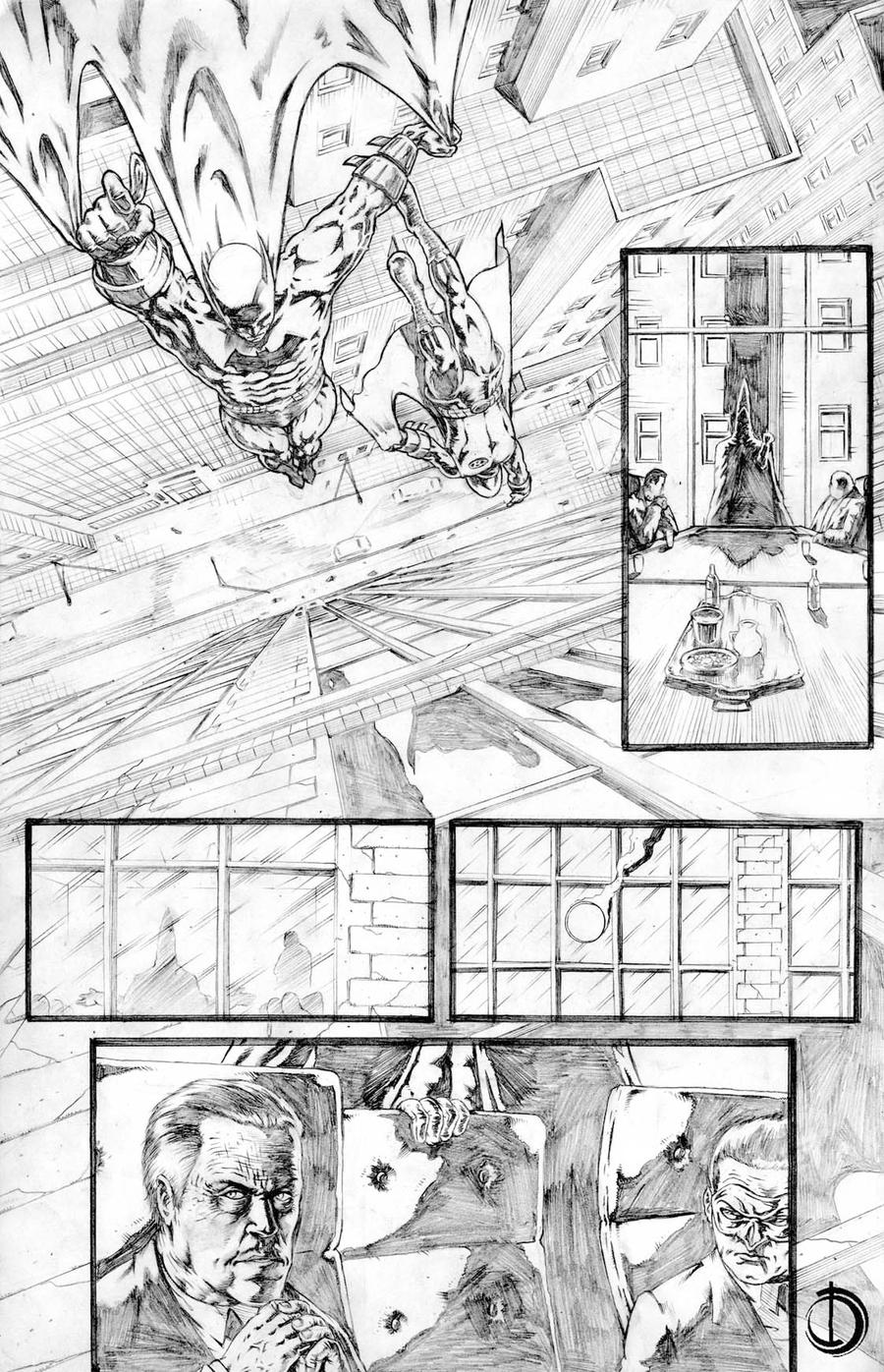 Batman y Robin issue4 page18 by santiagocomics