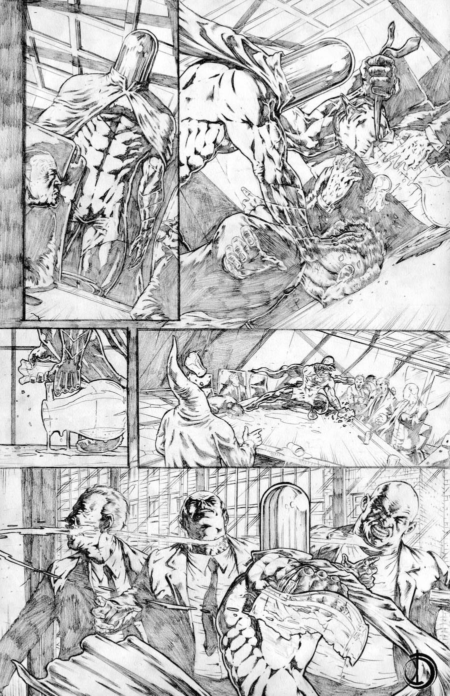 Batman y Robin issue4 page19 by santiagocomics