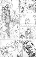 X-Men Vs Atlas 1 by santiagocomics