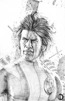 Wolverine by santiagocomics