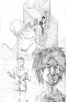 The Sandman by santiagocomics