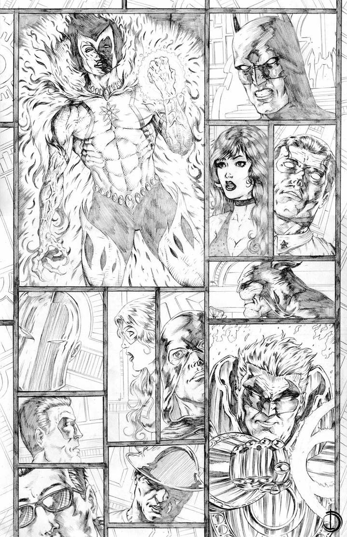 JLA 48 page1 by santiagocomics