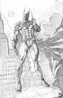 batman page 3 by santiagocomics
