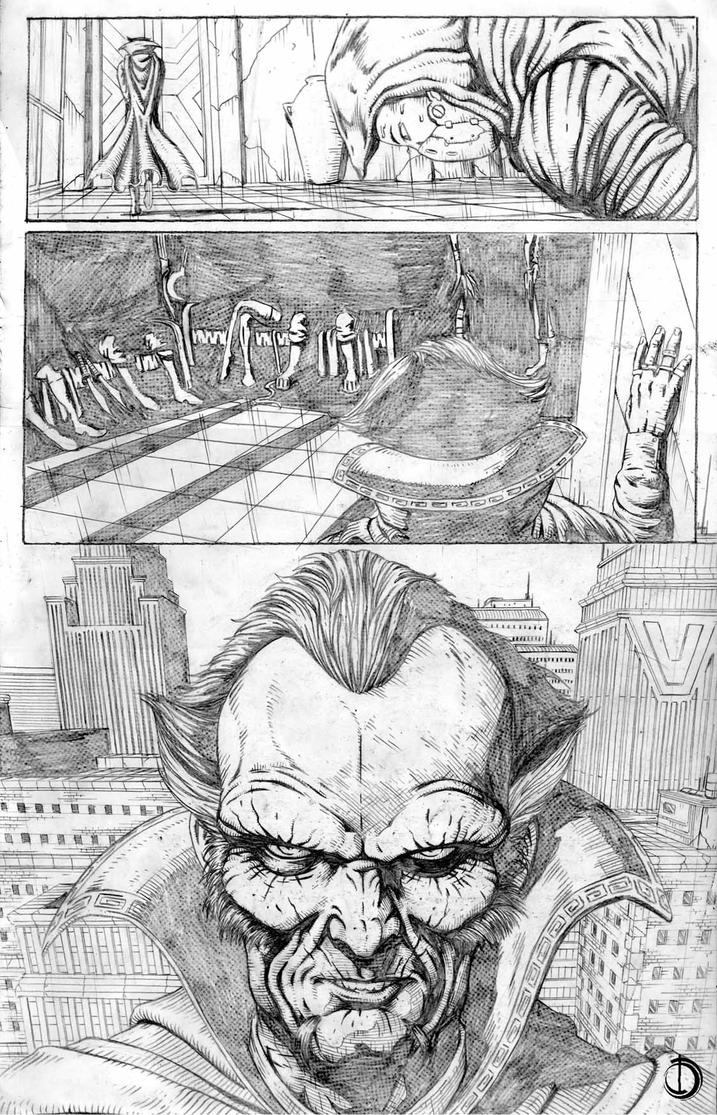 RedRobin Issue10 page2 by santiagocomics