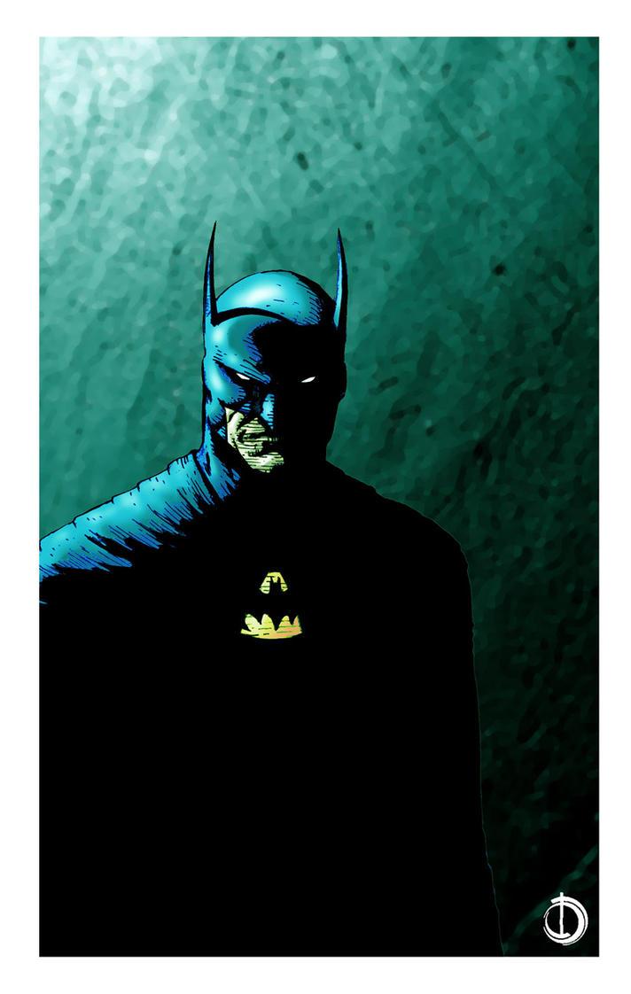 bats by santiagocomics