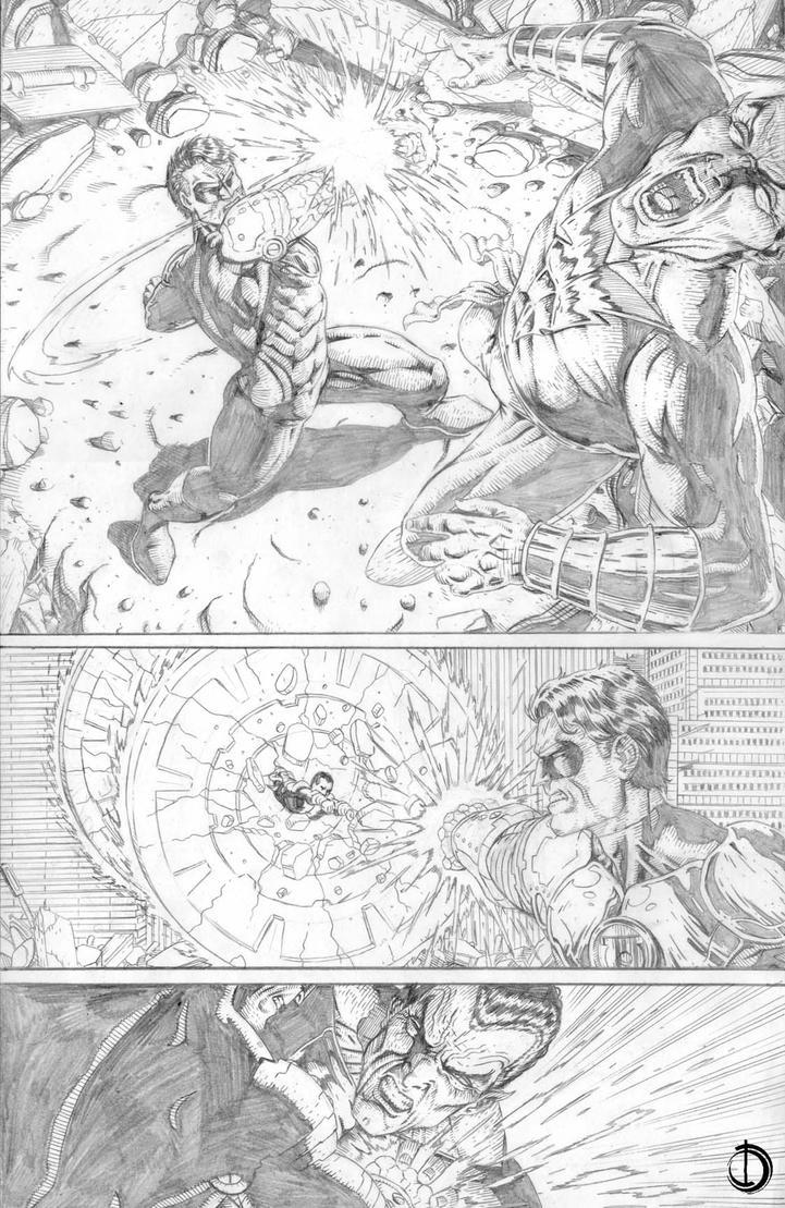 DC Online page 7 by santiagocomics
