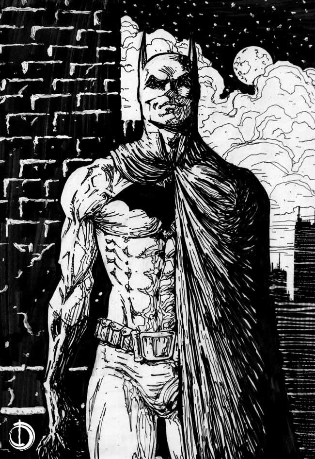 Batman ink