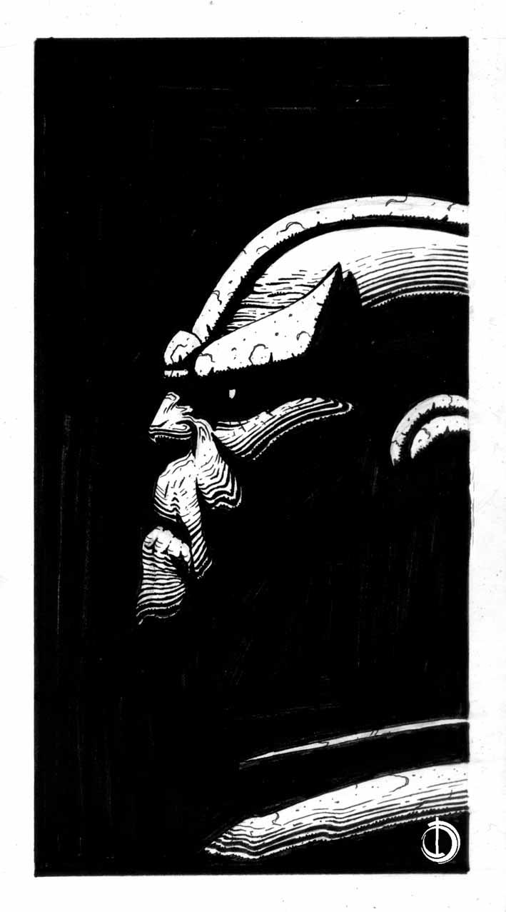 Thanos by santiagocomics