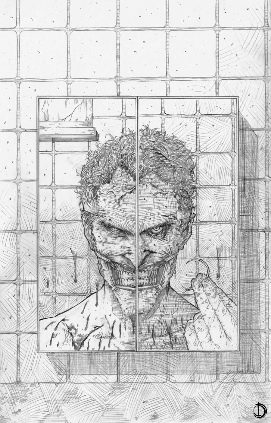 The Joker by santiagocomics