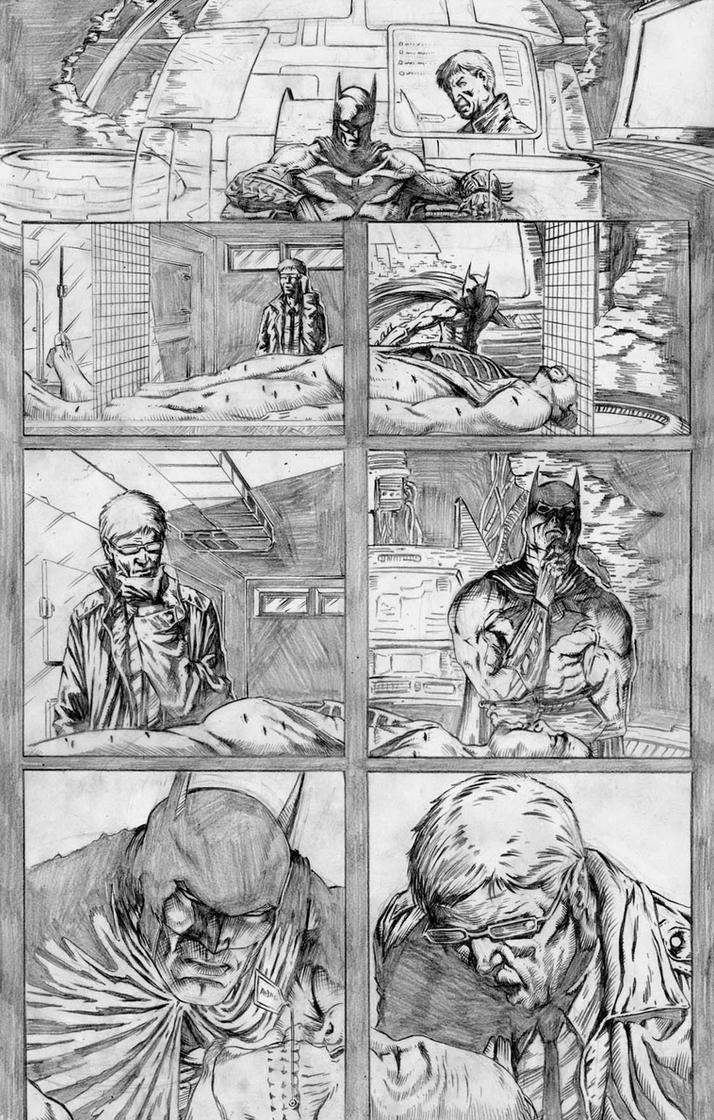 SanEspina Batman Issue2 page7 by santiagocomics